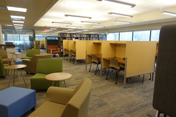Salus University Learning Resource Center