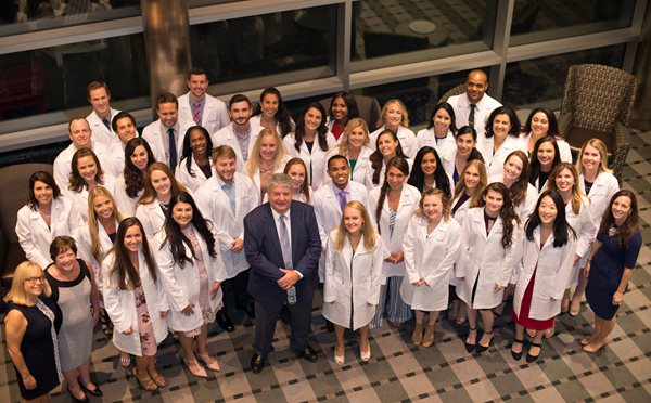 PA Long White Coat Ceremony