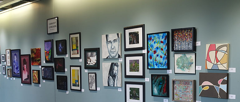 Community Expressions: Latest D'Arrigo Family Gallery Exhibit Open