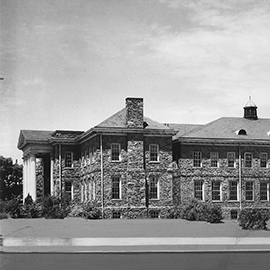 A Closer Look: The History of Old Main Campus