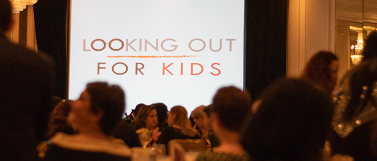Twelfth Annual Looking Out for Kids Event