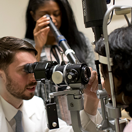 Optometry Program Externships