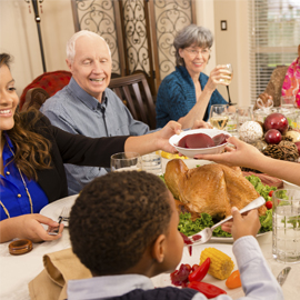Hearing Loss & the Holidays: Tips for Communication