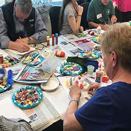 Promoting Brain Injury Awareness Through Artistic Expression