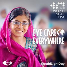 World Sight Day 2018: Eye Care Everywhere