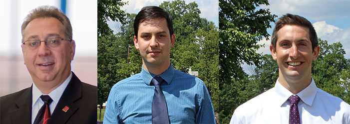 TEI Welcomes Three New Optometrists