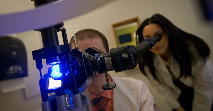Doctor of Optometry –  Accelerated Scholars Program