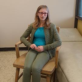 School Vision Program Spotlight: Alice Merritt
