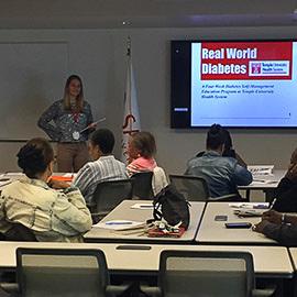 June Diabetes Education Course Wrap Up