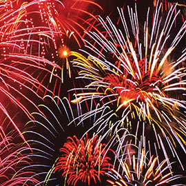 Protect Your Eyes from New Year's Eve Fireworks