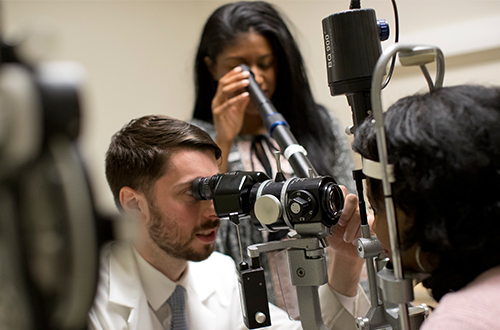 Doctor of Optometry – Traditional Program
