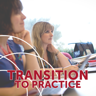 Inaugural Transition to Practice Event