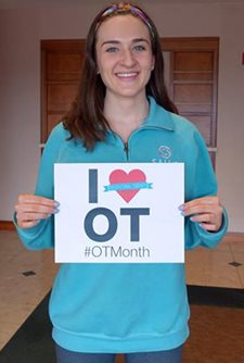 Salus University OT Month - Occupational Therapy