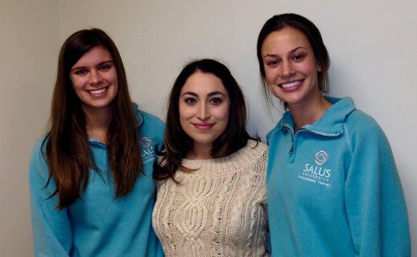 Salus OT Students Bring Expertise to Breastfeeding Resource Center