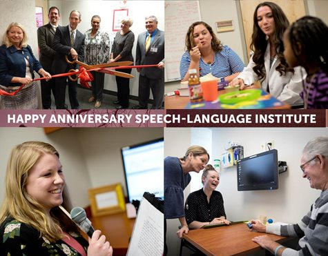 Speech Language Institute Anniversary