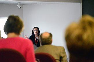 Dr. Bre Myers - Audiology Program at Salus University