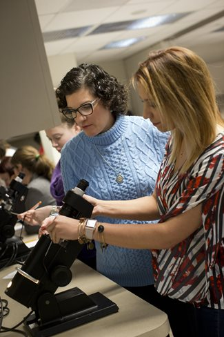 Program Spotlight: Optometry