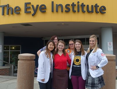 TEI Celebrates World Sight Day