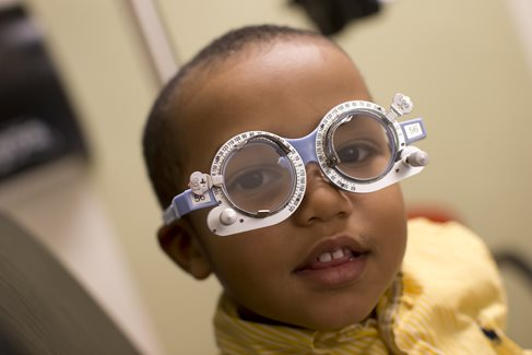 Five Facts about Children's Vision Care