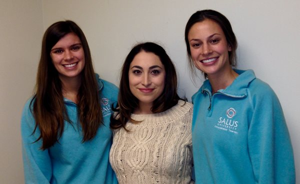 OT Students Bring Expertise to the Breastfeeding Resource Center