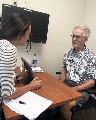SLI Provides Hope for Stroke Survivor with Aphasia