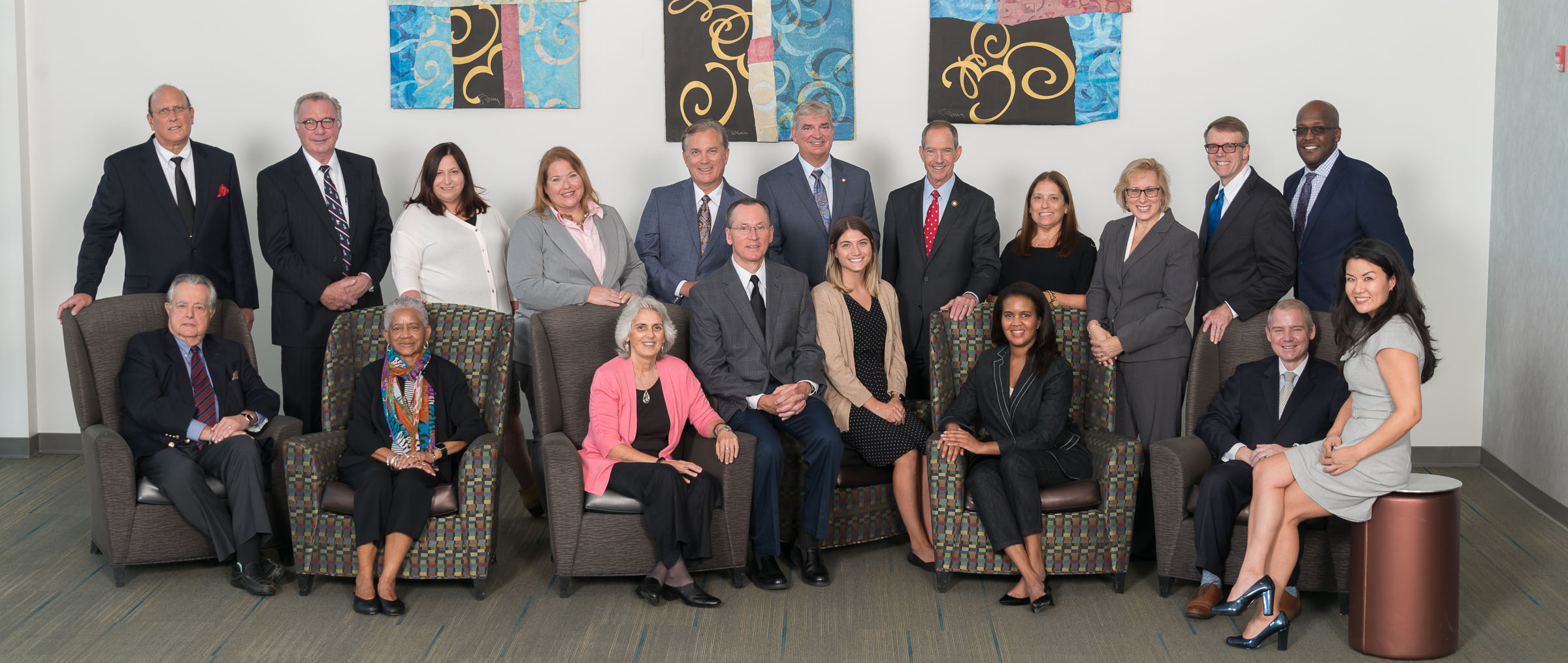 Salus University Board of Trustees