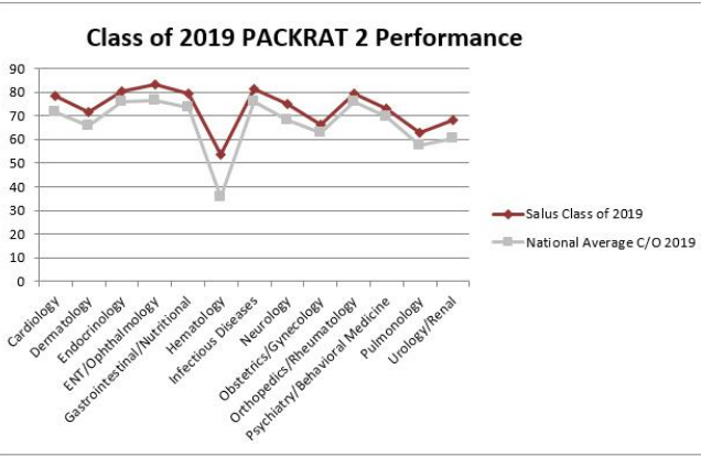 2019 PACKRAT 2 Performance