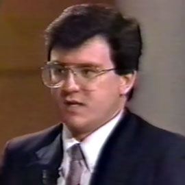 Wayback Wednesday: TV Interview with Dr. Caldwell 1990