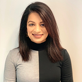 Chaitali Baviskar Named Assistant Vice President of Clinical Operations