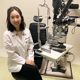 A Day in the Life: Second Year Doctor of Optometry Student