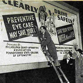 "Throwback Thursday: ""Save Your Vision Week"" 1953"