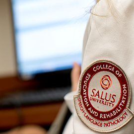 SLP Program Achieves Full Accreditation