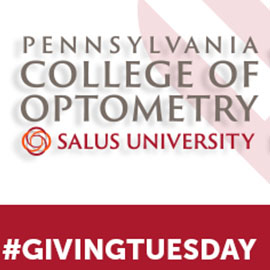 Give to Salus Students This Giving Tuesday