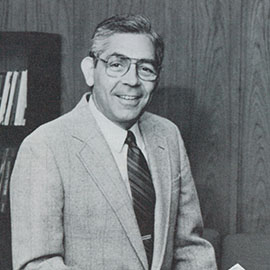 Who's Who: Melvin Wolfberg, OD '51
