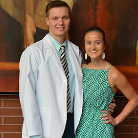 A Day in the Life: Second Year Accelerated Scholars Doctor of Optometry Student