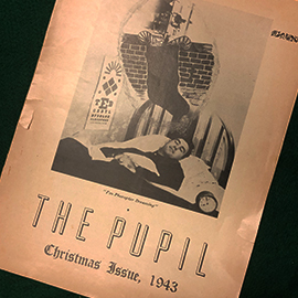 Throwback: The Pupil - Christmas Issue 1943