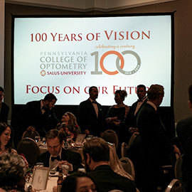 The Centennial Campaign Kickoff