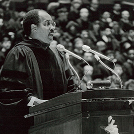 A Closer Look: Honorary Degrees