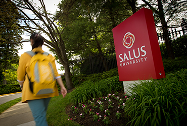VISIT THE SALUS CAMPUS