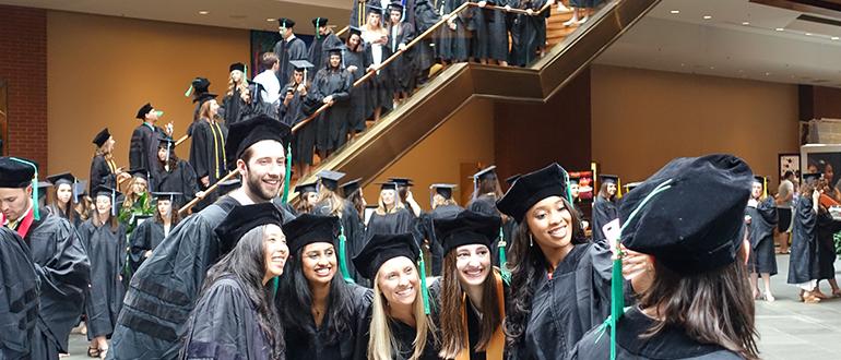 Kutztown Graduation 2020.Salus University Commencement