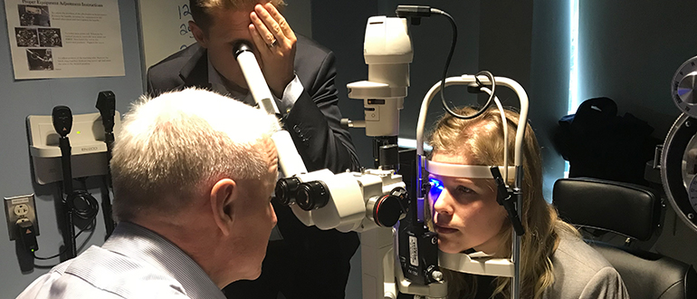 International Optometry Programs