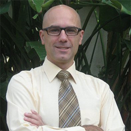 Q&A with a World Traveling Optometrist, Luigi Bilotto, MSc, OD, Resident '94, FAAO