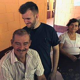 Salus PA and OT Students Make A Difference to Underserved Guatemalans
