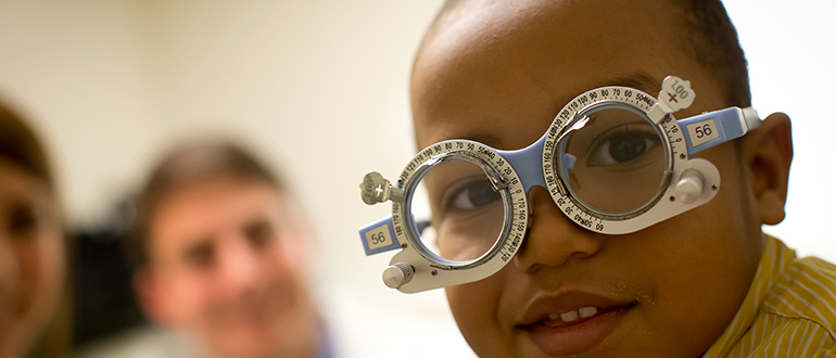 Pediatric Optometry/Vision Therapy