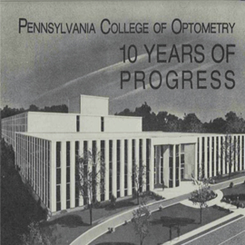 Throwback Thursday: 10 Years of Progress PCO Brochure 1970