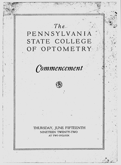 First-Commencement-Cover-1922.png