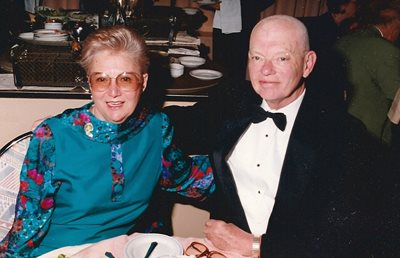 Marion and Robert Kraskin