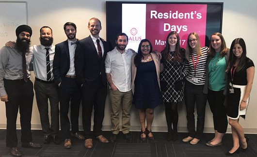 Salus Celebrates Second Annual Residents' Day