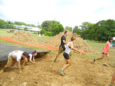 MS Mud Run - Philadelphia